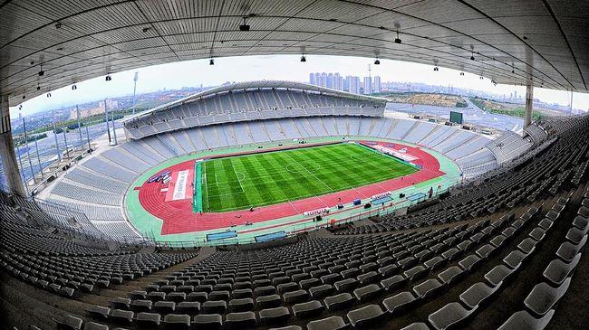 Venue final Liga Champions di Stadion Ataturk, Istanbul yang mempertemukan Manchester City vs Chelsea terancam dipindahkan.