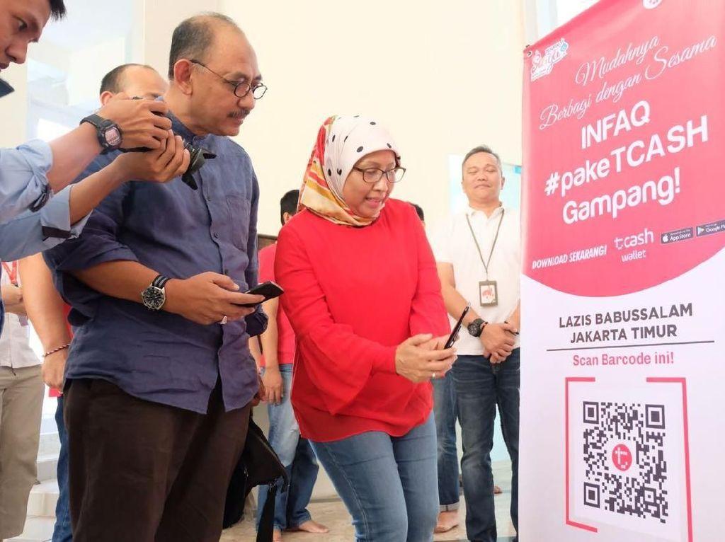 1.000 Masjid Jabotabek Pakai Kencleng Digital