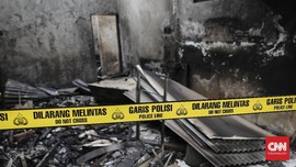 Polisi Periksa 10 Orang Terkait Ledakan Bengkel Las di Sumut