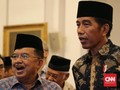 Jusuf Kalla Bela Jokowi soal Pidato 'Berantem'