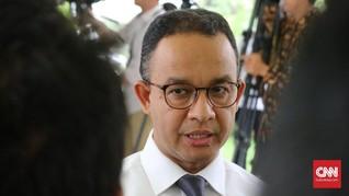 Anies Serukan Perkantoran DKI Tutup Sementara karena Corona