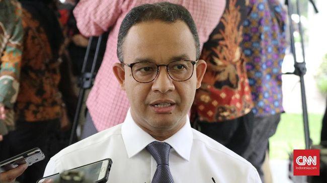 Gubernur DKI Jakarta Anies Baswedan minta pendatang baru Jakarta cek kesehatan sebelum datang supaya tidak membawa penyakit ke ibu kota.