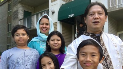Cerita Ibu Asal Indonesia di AS Ajari Anak-anaknya Puasa