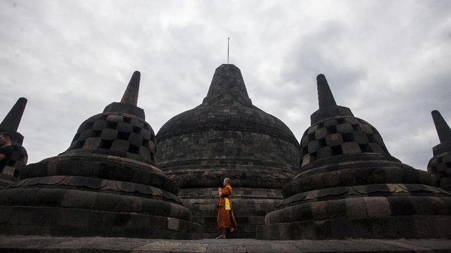 Hingga kini pemerintah Magelang dan PT TWC masih kerja keras mempertahankan status UNESCO di Candi Borobudur.