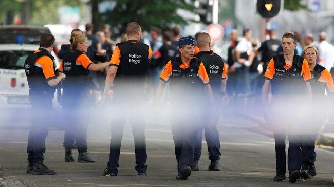 ISIS Klaim Tanggung Jawab Serangan di Belgia