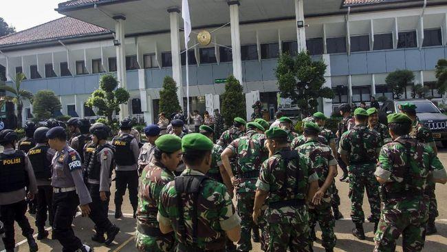 Promosi jabatan tersebut tertuang dalam surat yang ditandatangani langsung oleh Panglima TNI Marsekal Hadi Tjahjanto.