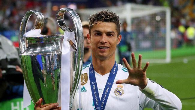 Marcelo mengungkapkan Cristiano Ronaldo sudah menyatakan bakal hengkang dari Real Madrid sepekan sebelum final Liga Champions lawan Liverpool digelar di Kiev.