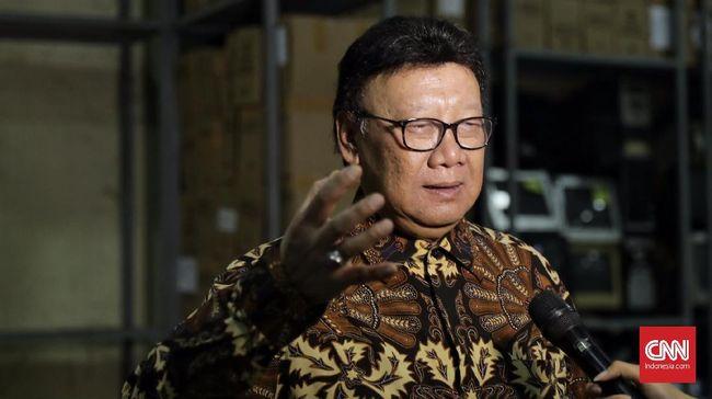 Mendagri Enggan Lantik Kepala Daerah Tersangka KPK di Penjara