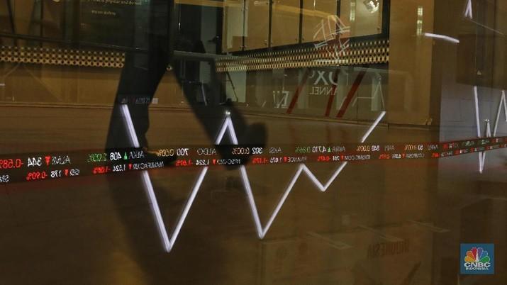 Sepanjang Mei, Investor Asing Kabur Rp 6T dari Pasar Saham