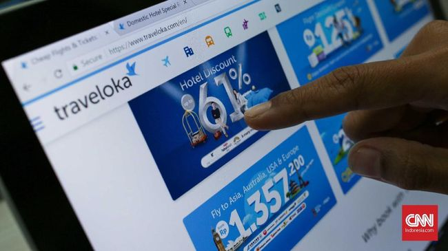 Traveloka menyatakan bahwa tiket pesawat jurusan Bandung-Kualanamu yang sempat membuat gempar adalah tiket untuk kelas bisnis.