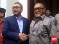Aburizal Bakrie Tak Ajak PAN Bergabung Koalisi Jokowi