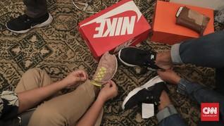 Efek Corona, Nike Rugi Rp11,06 T