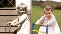 <p>Atau lebih mirip dengan sang nenek, Lady Diana? (Foto: Instagram @theroyalcourier)</p>