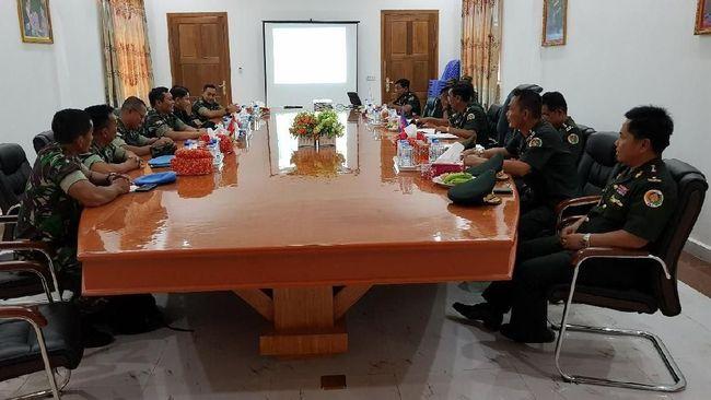 Sempat Terhenti, RI-Kamboja Lanjutkan Kerja Sama Paspampres