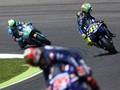 FOTO: Rossi Kalahkan Lorenzo di Kualifikasi MotoGP Italia