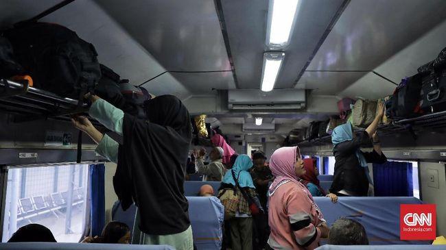PT KAI mulai melayani pembelian tiket Lebaran 2020 pada Jumat (14/2) ini.