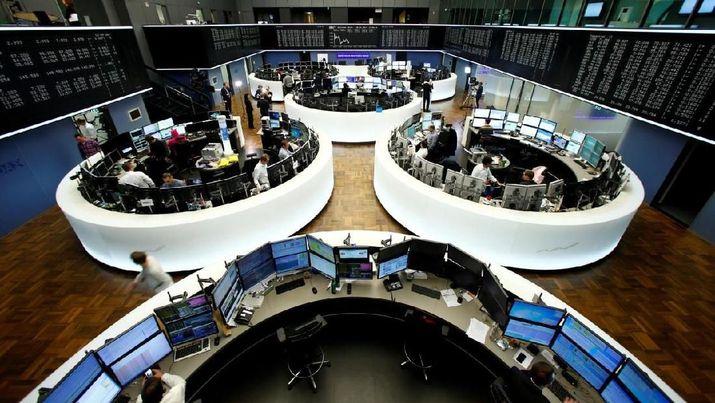 Isu Perang Dagang Memudar, Bursa Eropa Bukukan Reli