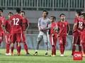 Timnas Indonesia Pakai Kostum Baru Lawan Mauritius