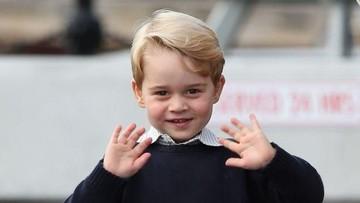 6 Bukti Pangeran George Sosok Kakak yang Baik