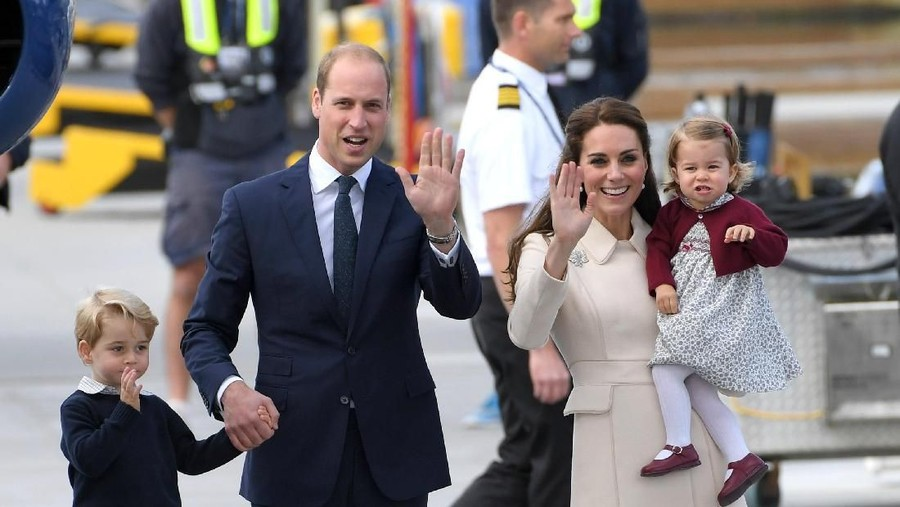 Kate Middleton Ungkap Kunci Kebahagiaan Ketiga Buah Hatinya