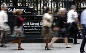 Wall Street Dibuka HIjau Sambut Pelantikan Joe Biden