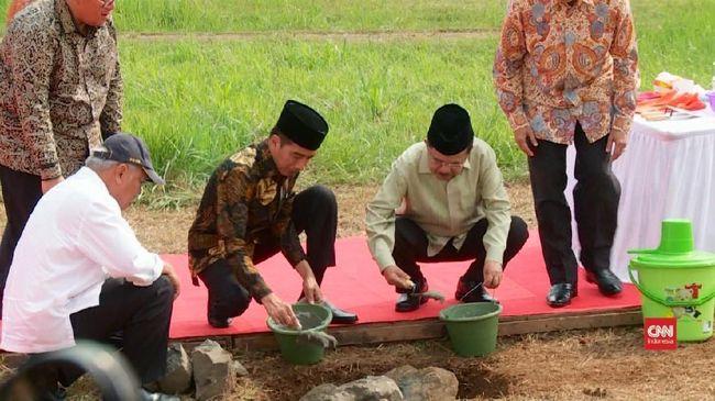 Kementerian Agama juga berencana membangun madrasah terpadu di sekitar Universitas Islam Internasional Indonesia (UIII).