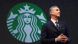 Lawan Trump, Eks Bos Starbucks Calonkan Diri Jadi Presiden