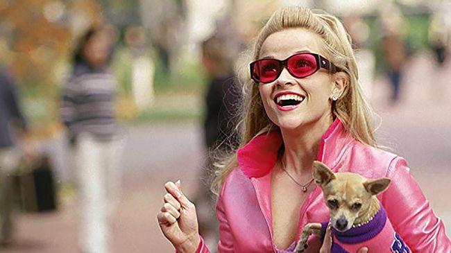 Film Legally Blonde (2001).