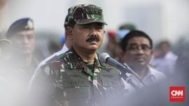Panglima Mutasi 47 Pati TNI,Pangdam V Brawijaya Diganti