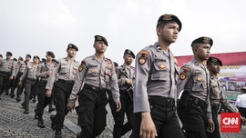 Polisi Gelar Patroli Kamtibmas Jelang Vonis Tujuh Tapol Papua
