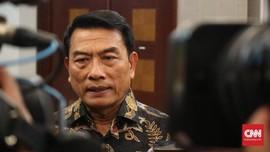 Moeldoko Akui Pemerintah Belum Sepakat Dana Saksi Dari APBN