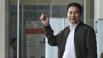 KPK: Azis Syamsuddin Minta Penyidik Bantu Walkot Tanjungbalai