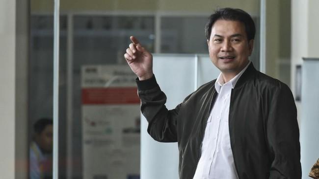 Azis Syamsuddin Mangkir dari Panggilan Penyidik KPK