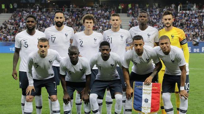 Prancis vs Australia, Duel Beda Kasta di Piala Dunia 2018