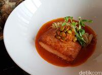 Resep Buka Puasa : Salmon Saus Kari