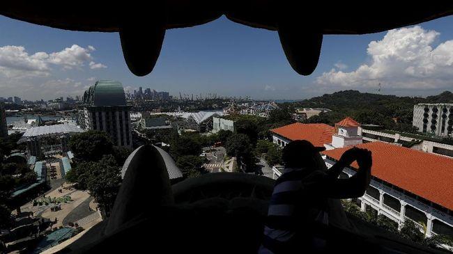 Otoritas Singapura dikabarkan menolak masuk seorang eks-tersangka teroris asal Australia, Zeky Mallah, Kamis (7/6).