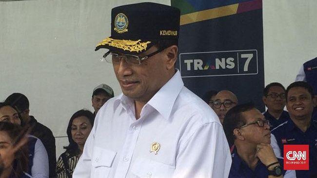 Menhub Budi Karya mengungkap segera melaporkan rumusan insentif tiket pesawat kepada Presiden Jokowi.
