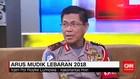 157 Ribu Personel Disiagakan untuk Pengamanan Arus Mudik