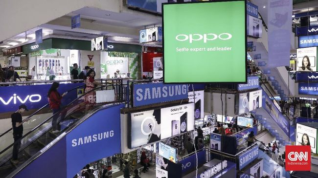 IDC merilis laporan pengapalan ponsel pintar pada Q2 2019 di Indonesia yang menahbiskan Samsung di peringkat pertama dengan pangsa pasar 26,9 persen.