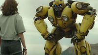Film Sudah Dirilis, 'bumblebee' Suguhkan Final Trailer