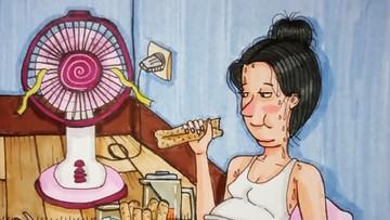 Potret Perubahan Ibu Saat Hamil, Mana yang Bunda 'Banget'?