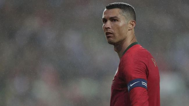 Lupakan Real Madrid, Ronaldo Fokus ke Piala Dunia 2018