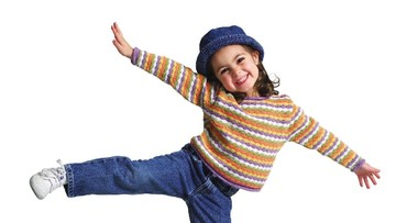 Tingkah Anak Ini Ketika Berjoget Bikin Geleng-geleng Kepala Deh