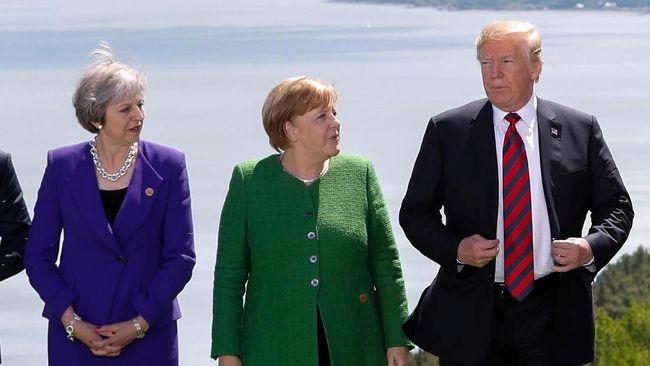 Frustrasi Pernyataan Trump, Dubes AS untuk Estonia Mundur