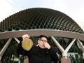 Kim Jong-un Jadi-jadian Sempat Ditahan di Bandara Singapura