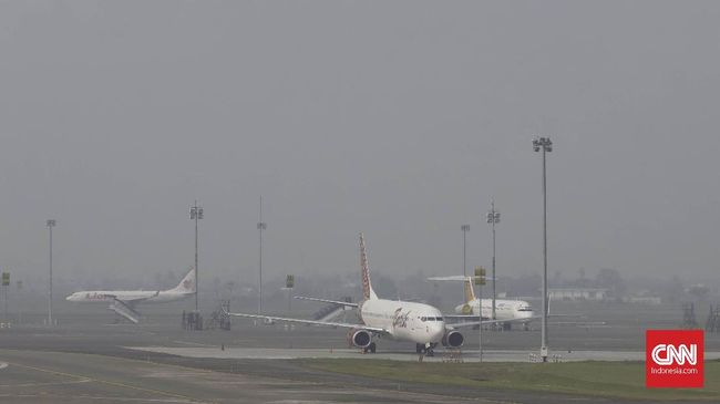 Ada sejumlah alasan di balik keterlambatan suatu penerbangan alias delay. Jangan langsung cemberut, karena beberapa hal didasari faktor keamanan.
