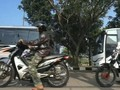 VIDEO: Penyempitan Jalan di Nagrog, Ribuan Pemudik Antre