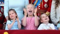 <p>Baik Putri Charlotte, Pangeran George, dan sepupunya sama-sama menggemaskan ya. Setuju, Bun? (Foto: getty images)</p>