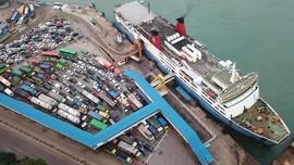 Gagal Sandar, Kapal Tabrak Dermaga 4 Pelabuhan Merak