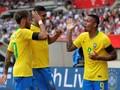 Prediksi Timnas Brasil vs Swiss di Piala Dunia 2018